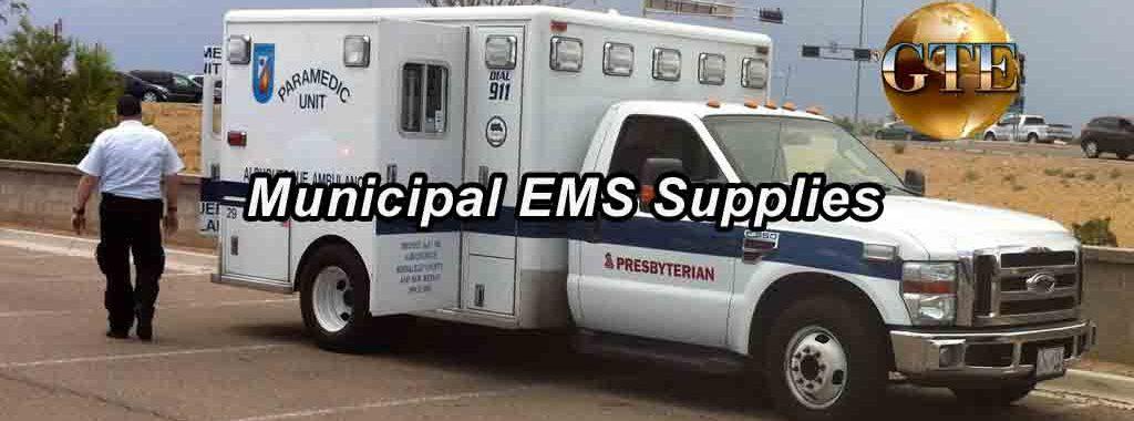 Municipal EMS Supplies
