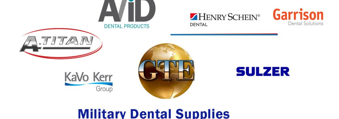 Military Dental Supplies GTE