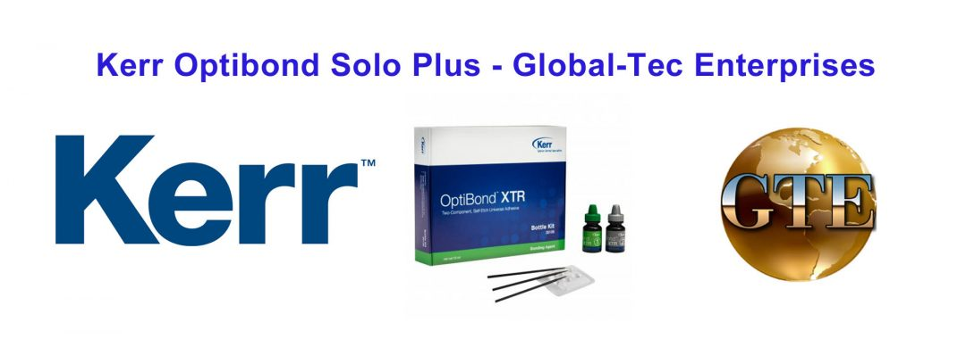 Kerr Optibond Solo Plus
