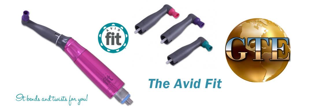 Avid Fit Hygiene Handpiece