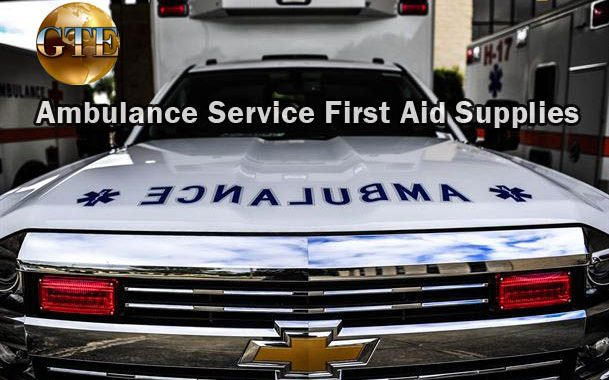 Ambulance Service First Aid Supplies