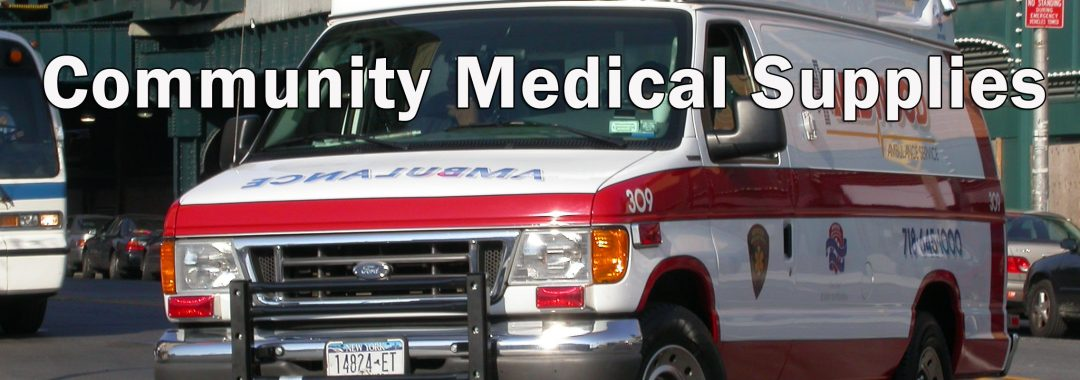 Community Medical Supplies