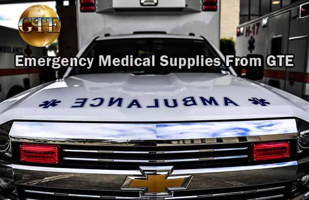 Emergency Medical Supplies From GTE