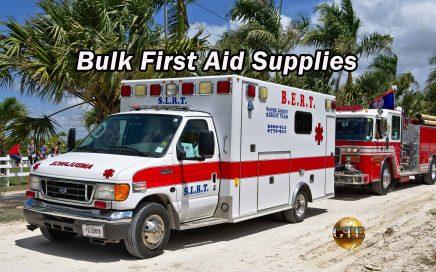 Bulk First Aid Supplies
