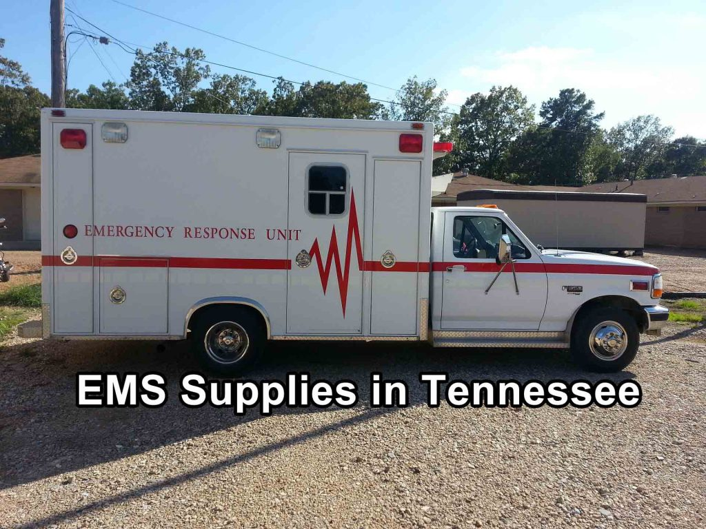 EMS Supplies in Tennessee