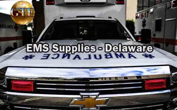 EMS Supplies - Delaware 2