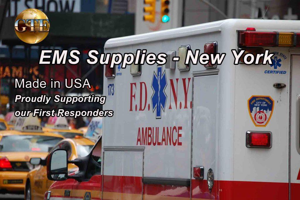 EMS Supplies New York