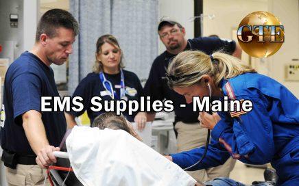 EMS Supplies - Maine