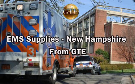 EMS Supplies - New Hampshire From GTE